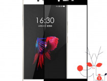 Folie de sticla Full Cover 3D OnePlus X, Tempered Glass, pro