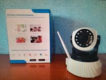 Camera de supraveghere WI-FI ip 720P incorporata , include 6