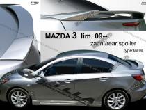 Eleron tuning portbagaj Mazda 3 MK 2 Sedan 2009-2013 v1