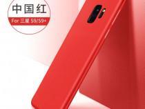 Samsung S9 S9 Plus - Husa X Level Ultra Slim Silicon Rosie/N