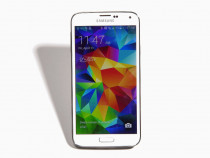 Folie de sticla Samsung Galaxy S5, Tempered Glass, protectie