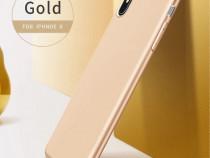 Iphone X XS 10 XS MAX Husa Slim 0.3mm Silicon X Level