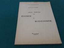 Lecții spaciale de chimie și biochimie *pt. studenții facult
