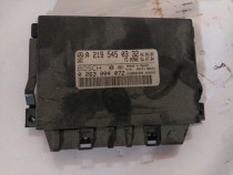 Calculator senzori parcare parktronic a2195450332 Mercedes C