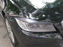 Set pleoape faruri BMW Seria 3 E90 E91 ABS 2005-2009 v2
