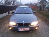 BMW 320D, an 2005 (EURO 4)