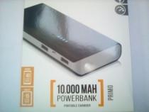 Acumulator extern smartphone, 10000 mah,negru sau mai mici !