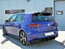 Difuzor prelungire bara spate Volkswagen Golf 7 FL 17-19 v5