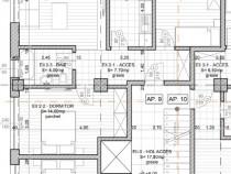 Apartament 3 camere zona Consul.