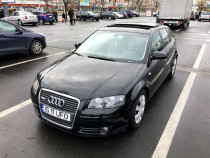 Audi a3 2.0 tdi, 140 cp, 2007, full options !!!