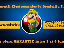 Reparatii Electrocasnice la domiciliu S.R.L