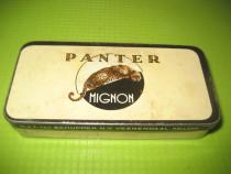Cutie mica veche 10 Tigarete Panter mignon Holland France.