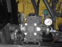 Pompa apa pompa beton cu hidromotor putzmeister