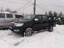 Toyota hilux fabricatie 2010 variante