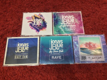 LOT 5 CD-uri single Jonas Blue (dance) , toate hiturile sale