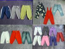 Pantaloni calitate 6-18 luni