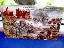 Ww1-Imp. Austro-Ungar-Lupta in Carpati Koziova-Ondava.