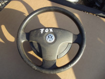 Volan VW Fox Airbag sofer VW Fox volan airbag dezmembrez VW