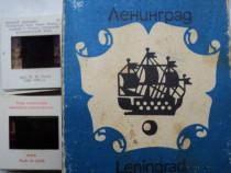 """Colectie: diapozitive """"leningrad"""" vintage 1983"""