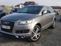 Audi q7 facelift euro 6