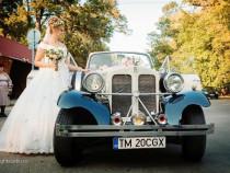 Vintage car - inchirieri masini de lux pentru nunti