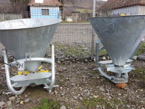 Masina de imprastiat ingrasaminte galvanizat Wirax