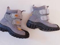 Ghete, apreschiuri, cizme iarnă Ecco Gore Tex, mărimea 22