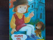 Carti Pinocchio, Danut cel curajos