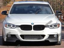 Prelungire buza spoiler bara fata M Pachet BMW F30 F31 v3