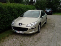 Peugeot 407 variante