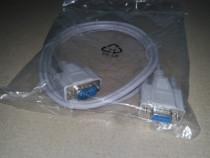 Cablu serial prelungitor RS-232 DB9 1,5M D-SUB 9mama-9tata