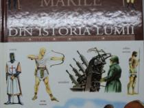 """Colectie: atlas """"marile batalii din istoria lumii"""" ilustrat"""