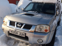 Nissan navara, diesel, an 2004, 4x4