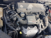Motor fara anexe ford fiesta motor 1.4 disel an 2006