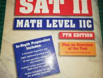 SAT II - Math Level IC - Barrons's - Editia 7 - 300 pagini