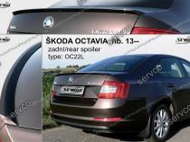Eleron portbagaj tuning sport Skoda Octavia 3 5E 13-17 v4