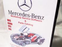 Mercedes WIS/ASRA 10.2020 - Manual de reparatii