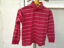 Zara Kids Red - bluza copii 7 - 8 ani
