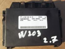 Calculator Cutie viteze Mercedes C Class W203 dezmembrez