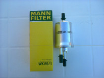 Filtru benzina Mann WK 69/ 1 pentru:VW Polo IV (9N) 1,2 AWY,
