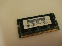 Placa memorie laptop IBM PC100 100 Mhz 128 MB