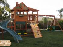 Loc de joaca exterior pentru copii model 9