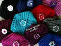 Căciula tip turban lucrata manual