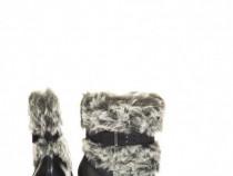 Botine Cu Platforma Dama Calvin KleinJeans Imblanite Nr.39