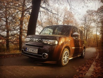 Nissan Cube Krom Edition