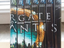 Filme de colectie-Stargate Atlantis episoade dvd-uri origina