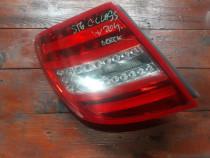 Stop lampa stanga LED Mercedes C Class W204 Facelift Break