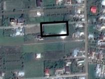 Teren intravilan la periferia orașului Focșani, 1200mp