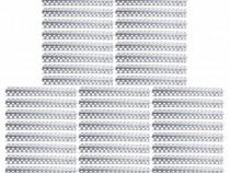 Pachet 50m - Coltare din aluminiu 25 x 2M