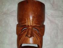 Masca africana lemn